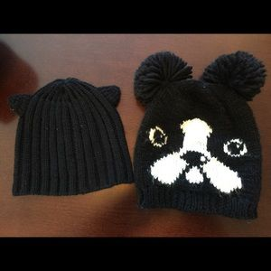 Other - Two Beanie hats